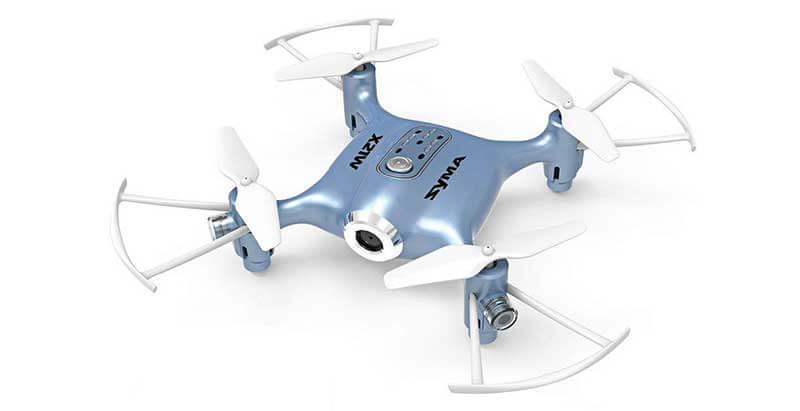 Mini drone con camara SYMA